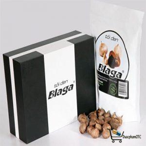 Tỏi đen blaga là sản phẩm giảm mỡ máu và hỗ trợ các bệnh về tim mạch