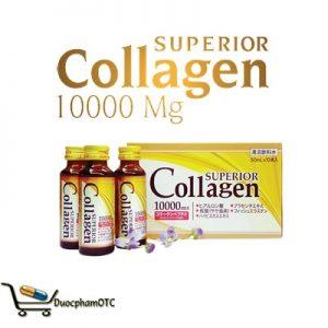 superior collagen giúp chống lão hóa giảm nếp nhăn