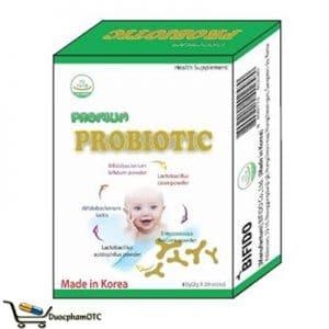 Premium Probiotic men vi sinh