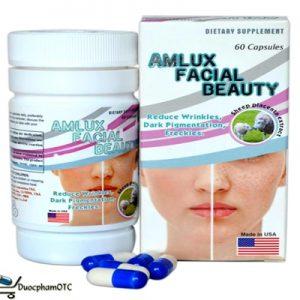 amlux facial beauty sản phẩm trị tàn nhanh hiêu quả