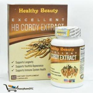 hb cordy extract bổ thận, tăng cường sức khỏe và sinh lý