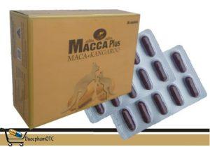 macca plus là sản phẩm tăng cường sinh lý nam