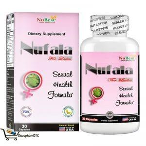 Nufala là sản phẩm chống mãn kinh và lão hóa