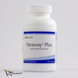 paraway plus giúp sạch ký sinh trùng