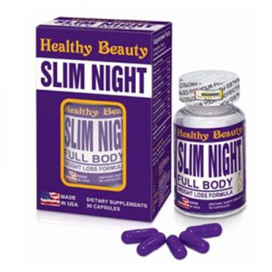 healthy beauty slim night