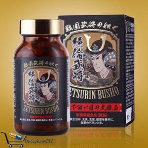 Zetsurin Busho là sản phẩm sinh lý nam hiệu quả