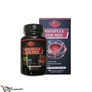 Prosplex For Men phòng ngừa u tuyến tiền liệt