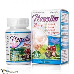Newslim Beauty vien giảm cân hiệu quả