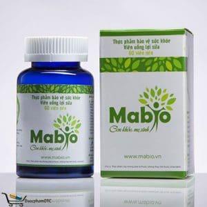 mabio là sản phẩm tăng chất lượng sữa cho trẻ nhỏ
