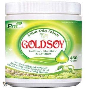 Goldsoy giảm tiền mãn kinh