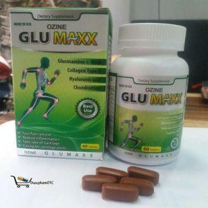 Ozine Glumaxx giảm thoái hóa khớp