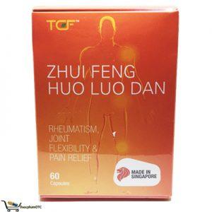 Zhui Feng Huo Luo Dan hỗ trợ gairm đau mỏi nhức xương khớp
