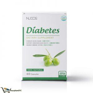Nucos Diabetes là sản phẩm dành cho người tiểu đường