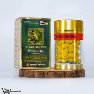 BP Golden Pine là sản phẩm gairm xơ vữa động mạch,..