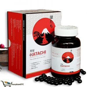 Hatachi gairm rụng tóc, làm tóc đen. bồi bổ sức khỏe