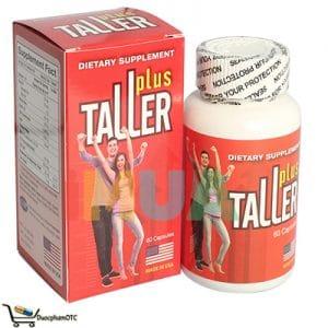 Taller Plus hỗ trợ phát triển chiều cao