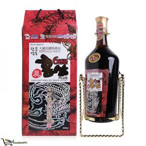 6 Year Roots Korean Red Ginseng Extract hồng sâm Hàn quốc