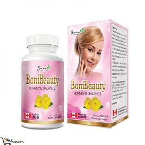 BoniBeauty cân bằng nội tiết tố nữ