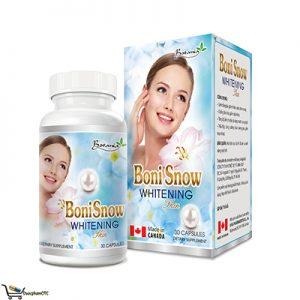 BoniSnow là sản phẩm làm trắng da