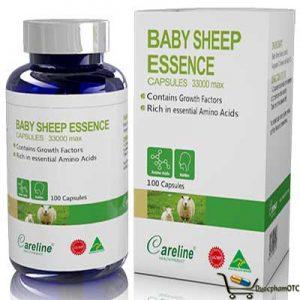 viên uống nhau thai Baby Sheep Essence