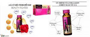 Beauty Fighter Collagen là sản phẩm làm đpẹ da từ Nhật bản