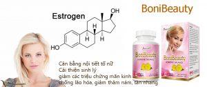 BoniBeauty cải thiện sinh lý, cân bằng nội tiết tố