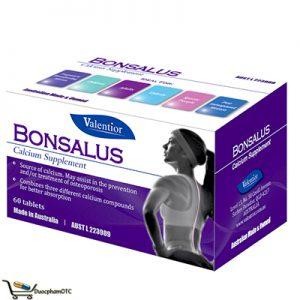 Bonsalus là sản phẩm phát triển xương hiệu quả