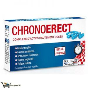 Chronoerect tăng cường sinh lực nam giới