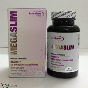 MegaSlim là sản phẩm từ mỹ giúp giảm cân