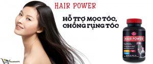 viên uống Hair Power từ Mỹ
