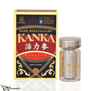 Kanka Katsuryokujin TPCN bảo vệ sức khỏe