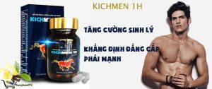 Kichmen 1h khawnrgd dinh đẳng cấp phái mạnh