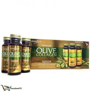 Olive Collagen bổ sung collagen, làm đẹp da