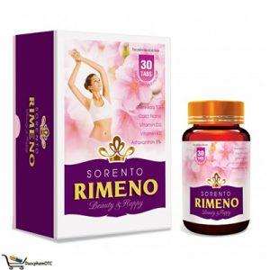 Sorento Rimeno làm giảm các triệu chứng thời kỳ mãn kinh