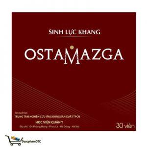 Sinh Lực Khang OSTAMAZGA là sản phẩm hỗ trợ sinh lý nam