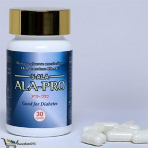 Ala Pro giải pháp hữu hiệu cho người bệnh tiểu đường