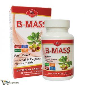 Bmass hỗ trợ điều trị trĩ