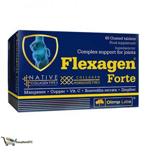 Flexagen Forte ngăn ngừa làm chậm thoái hóa khớp