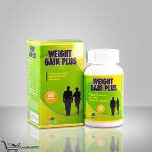 Weight Gain Plus HỖ TRỢ tăng cân