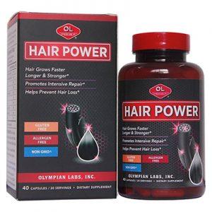 Hair Power hỗ trợ mọc tóc, chống rụng tóc