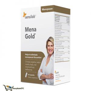 Mena Gold Hỗ trợ cải thiện triệu chứng mãn kinh