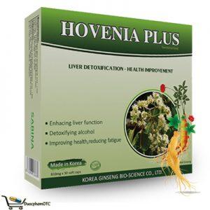 Hovenia Plus thanh nhiệt giải độc gan