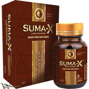 SumaX Long đánh thức bản năng phái mạnh