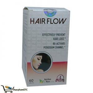 Hair Flow là sản phẩm hỗ trợ mọc tóc