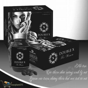 Double X For Women cải thiện chức năng sinh lý nữ