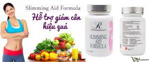 sản phẩm Slimming Aid Formula từ Singapore