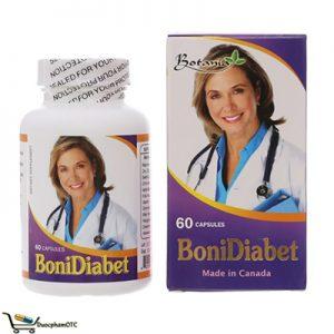BoniDiabet hỗ trợ điều trị tiểu đường