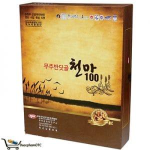 tinh chất thiên ma Bandigol Gastrodia Elata 100
