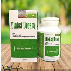 Diabet Dream hỗ trợ bệnh tiểu đường
