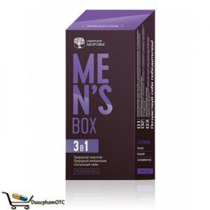 Men's Box hỗ trợ tăng cương sinh lý nam
